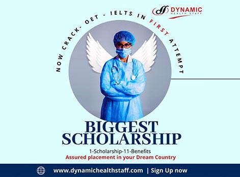 biggest scholarship